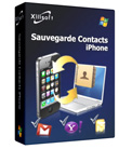 Xilisoft Sauvegarde Contacts iPhone