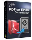 Xilisoft PDF en EPUB Convertisseur
