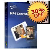 30% de réduction pour MP4 Convertisseur