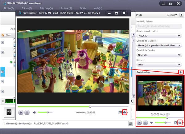 Xilisoft DVD iPad Convertisseur