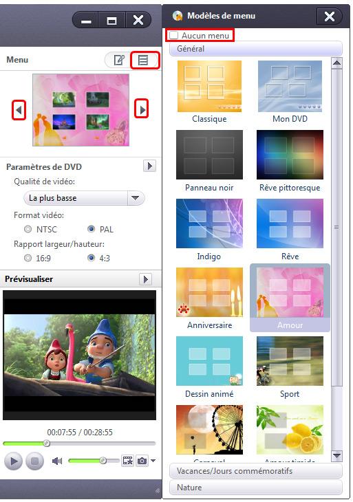 Xilisoft MPEG en DVD Convertisseur