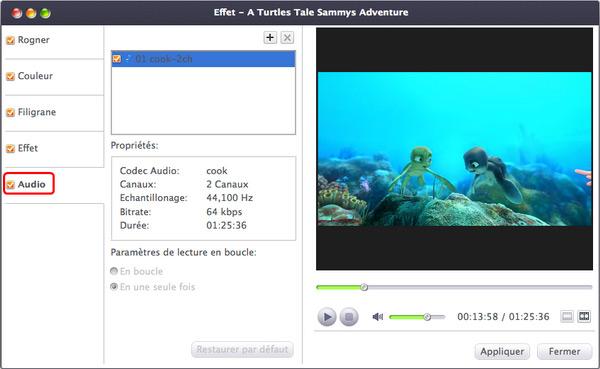 Xilisoft Convertisseur Video pour Mac