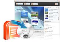 convertir PPT en DVD