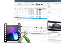 Conversion video AVCHD, AVCHD vers MKV