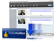 Dailymotion iPhone convertisseur