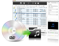dvd audio extraction