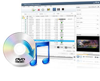 Convertir DVD vers iPad video