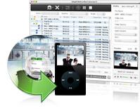 DVD en iPod pour Mac
