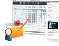mac ipad vidéo convertisseur