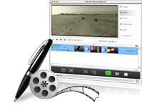 Montage vidéo Mac, créer vidéo sous Mac