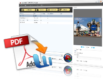 PDF en Word Convertisseur