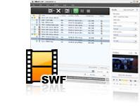 FLV en SWF
