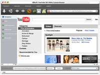 Xilisoft YouTube HD Vidéo Convertisseur pour Mac